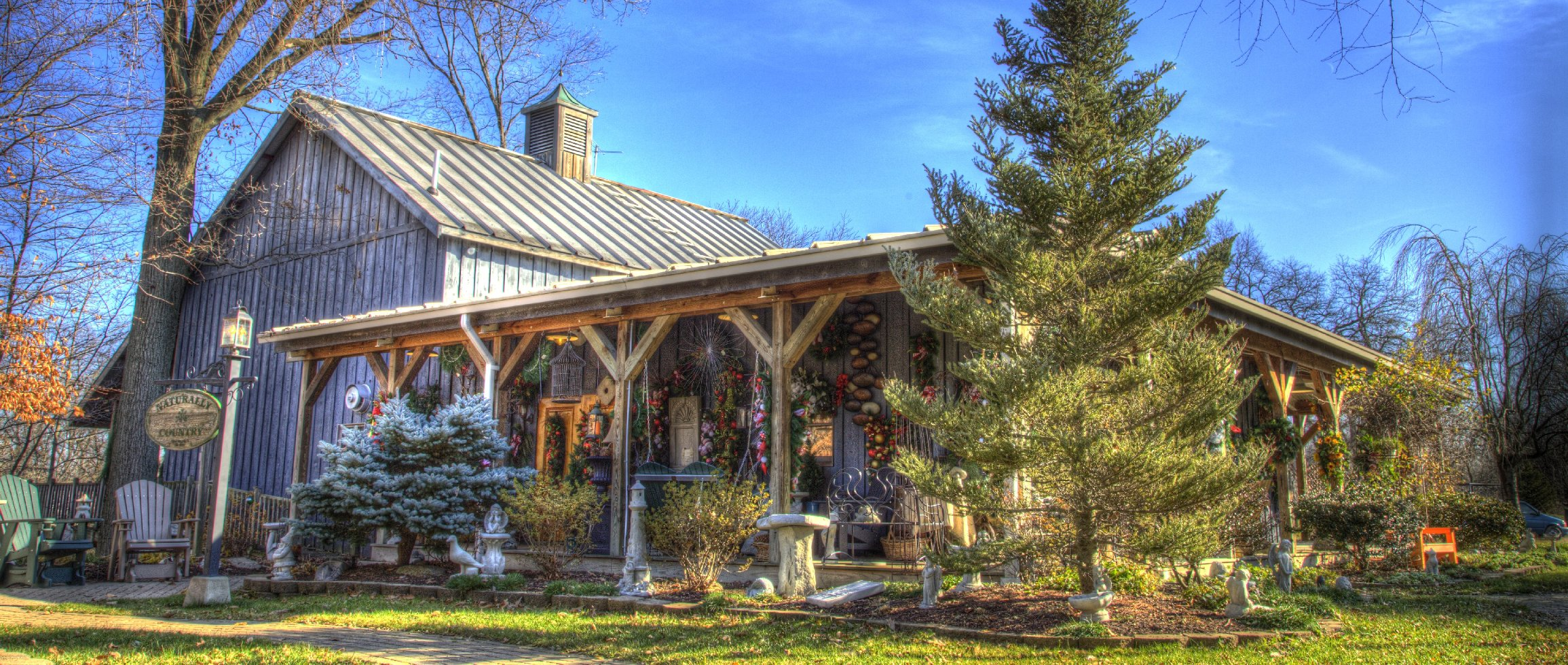 At Naturally Country we invite you to come wander along the brick sidewalks relax by the cascading waterfall and enjoy the lush garden scenery. & Michigan Coupons - Naturally Country home decor floral and gifts ...